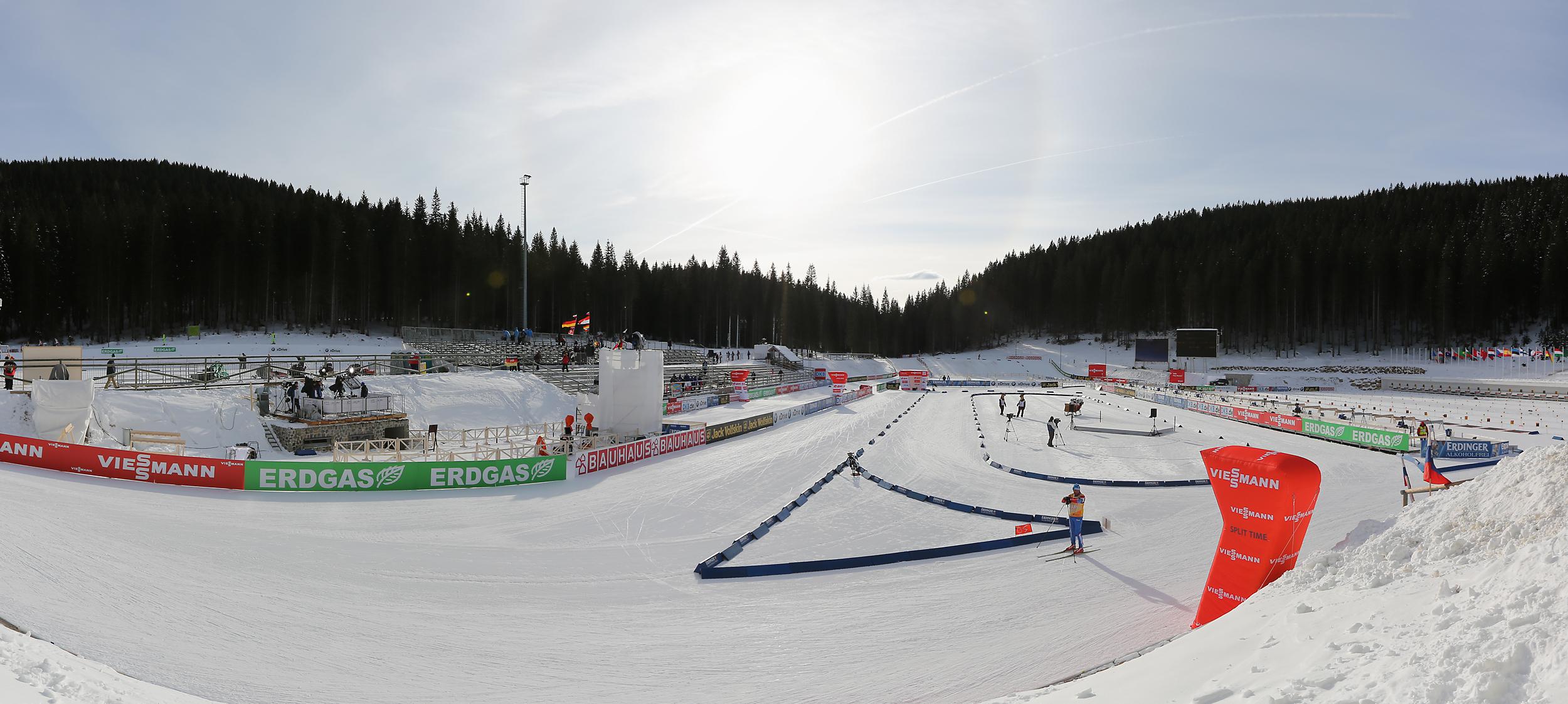 Biathlon Pokljuka